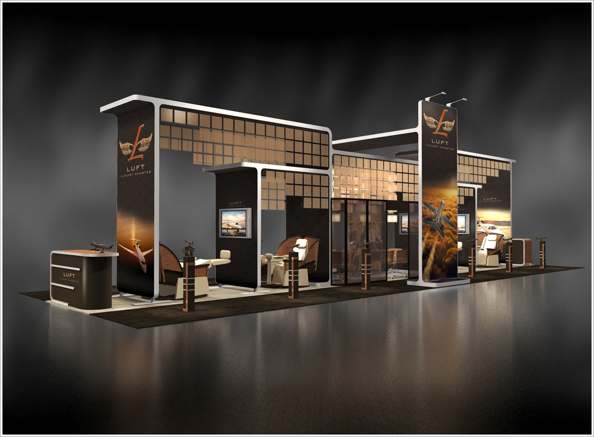 Best Trade Show Booths from Natural Products Expo East 2014 |Exhibit Booths Product